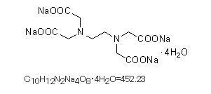 [EDTA-4Na]泡立ちが良くなるキレート剤