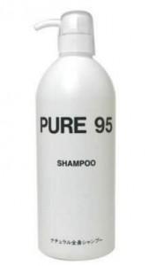 pure95 シャンプー 800nL
