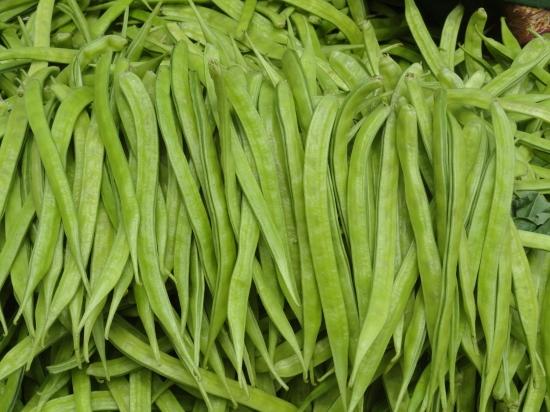 [グアーヒドロキシプロピルトリモニウムクロリド]グアー豆から取れたコンディショニング成分
