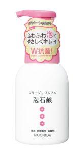 コラージュフルフル泡石鹸(ピンク)300mL