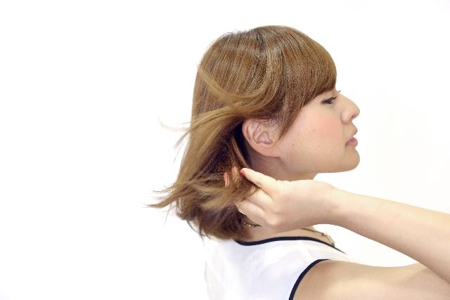 [ステアルトリモニウムクロリド]髪を保護するコンディショニング成分