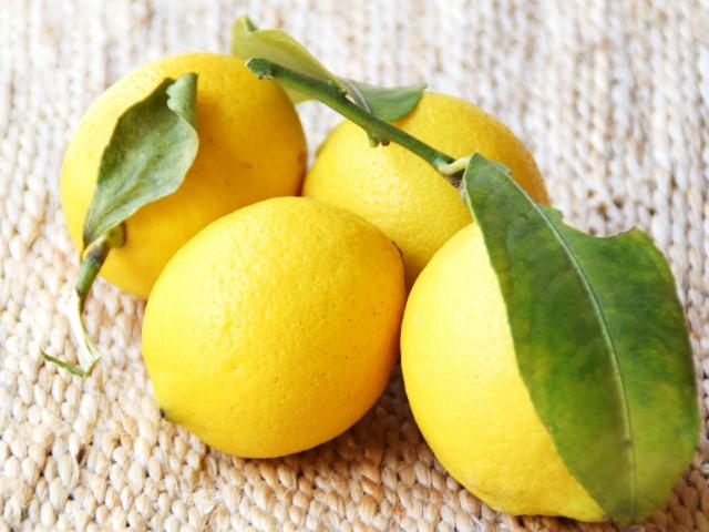 [レモン果実エキス(レモンエキス)]抗酸化作用のある美白、育毛成分
