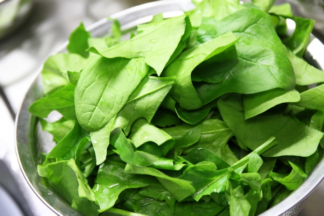 [銅クロロフィリンNa]葉緑素から合成した食品添加物