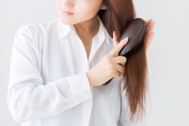 [PCAジメチコン]天然保湿因子NMFから出来たヘアコンディショニング