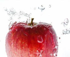 リンゴ果実水