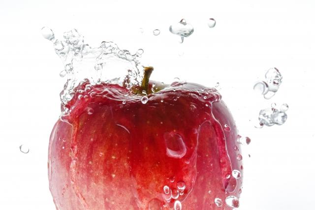 [リンゴ果実水]リンゴの果実から抽出した美容成分