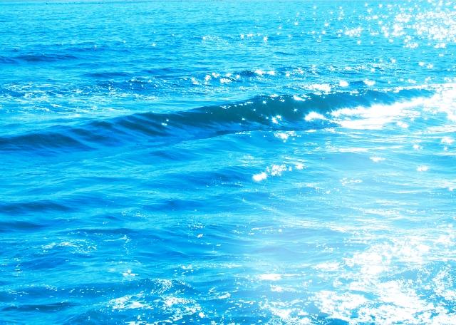 [海水]ミネラルが豊富な保湿成分