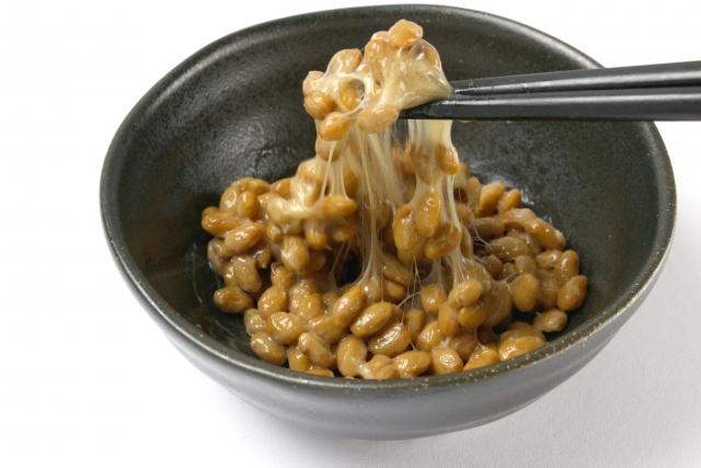 [ナットウガム]大豆を納豆で発酵して出来たエキスは、保湿成分