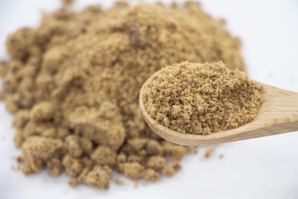 [黒砂糖エキス]サトウキビの着色成分から抽出した保湿成分